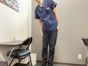 頚椎症を治すストレッチ手首6