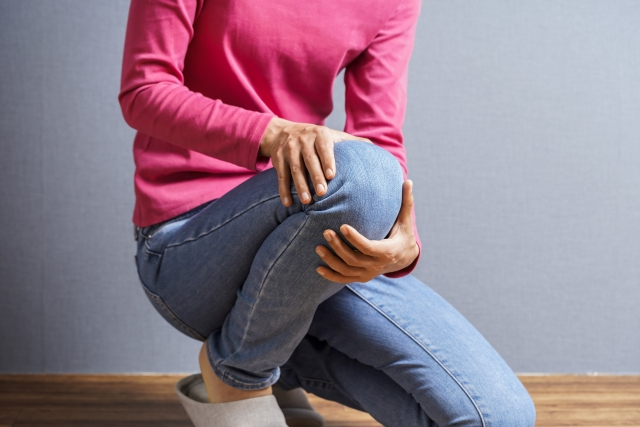 歩く時、階段の昇降時に膝の内側が痛い原因